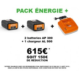 Pack ENERGIE PRO +