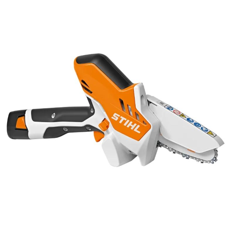 scie électrique à batterie Stihl en vente chez Breizh Motoculture Baud et Locminé