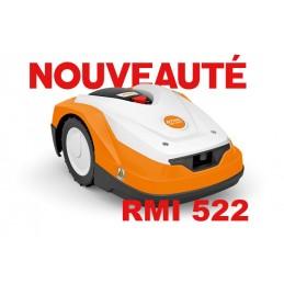 Robot de tonte RMI 522 Stihl. En vente chez Breizh Motoculture à Baud et Locminé